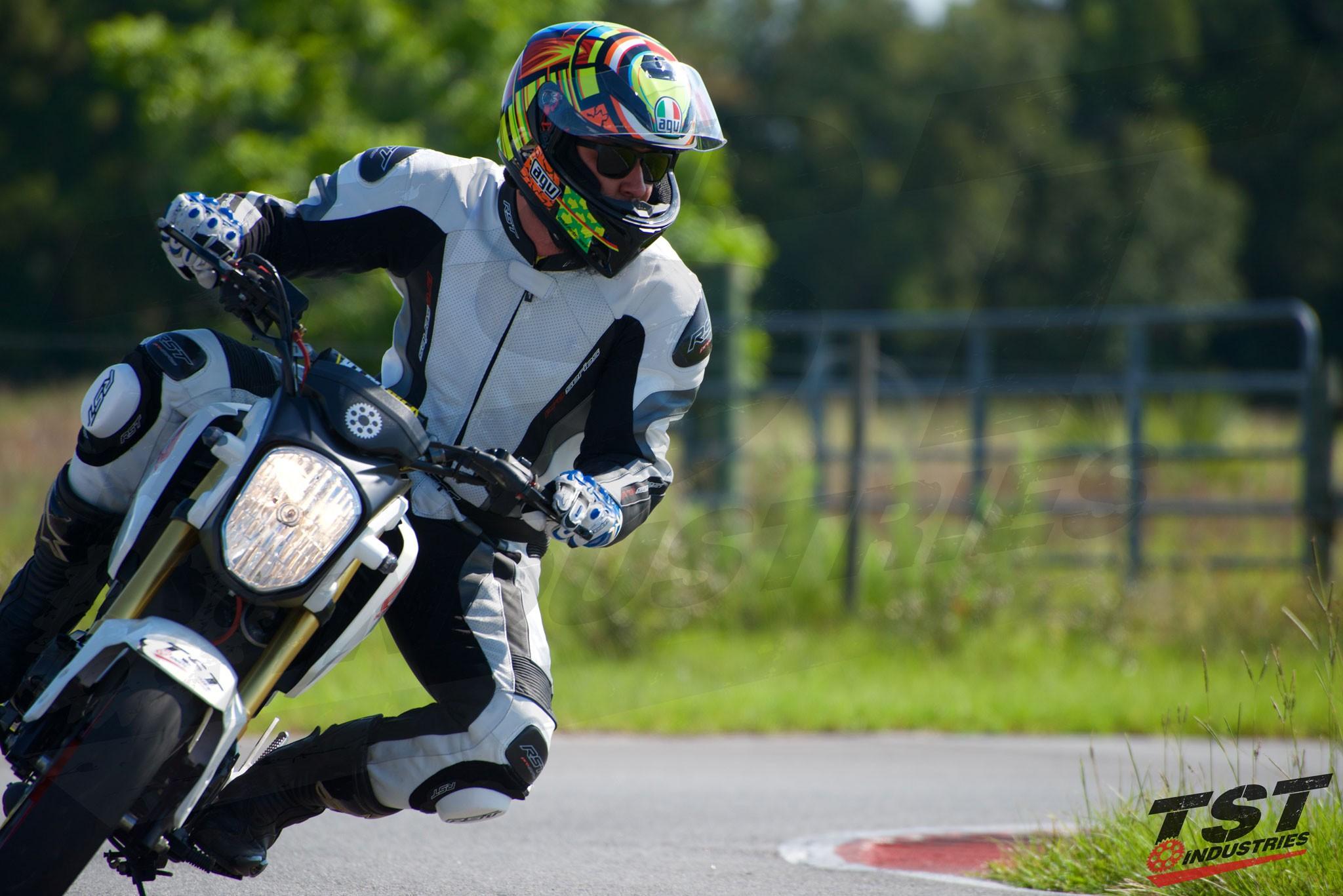 Real Test: Honda GROM VS Kawasaki Z125 – TST Industries Blog