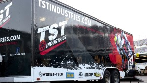 Our TST Race Trailer