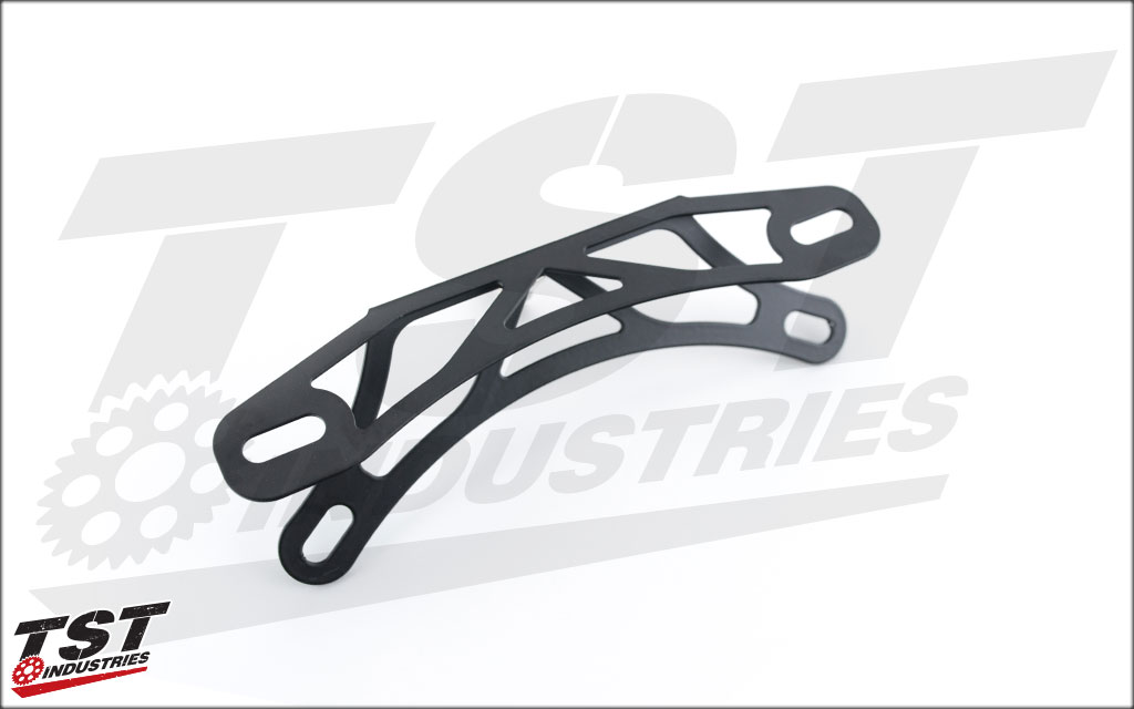 Ditch the bulky stock fender for a small and sleek solution from TST Industries.