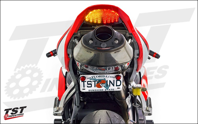 TST Industries In-Tail LED Integrated Tail Light.
