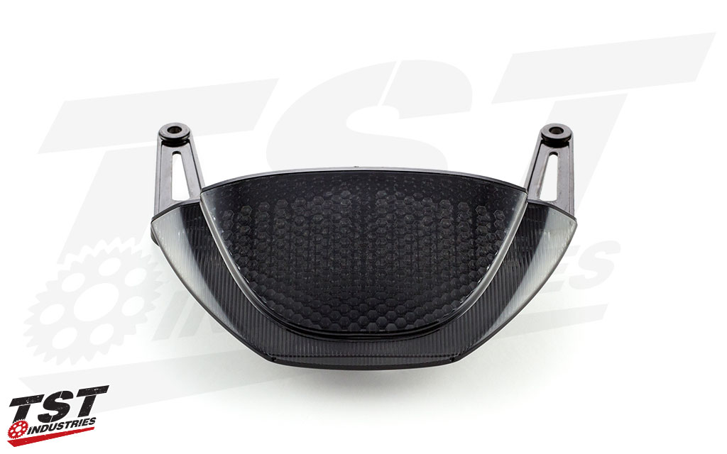 TST Industries Non-Integrated Tail Light for the 2007-2012 Honda CBR600RR.