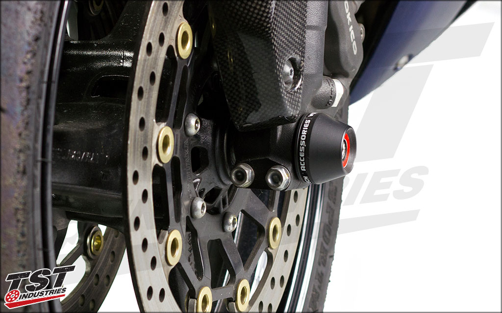 R1 Fork Sliders.