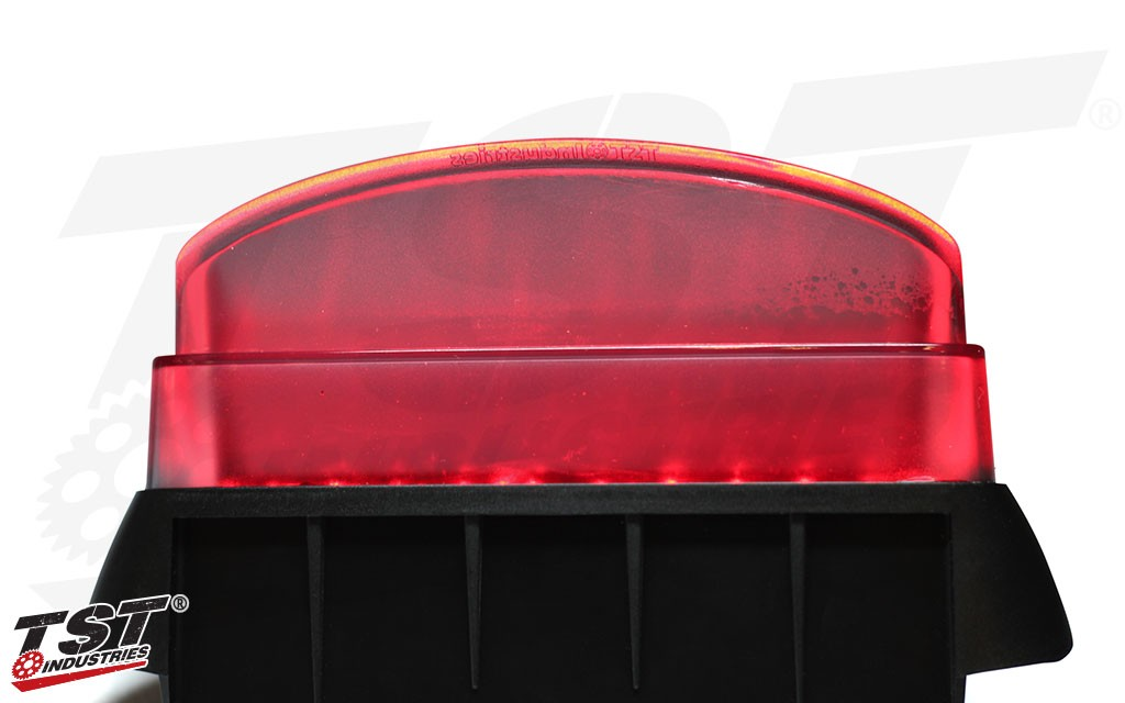 Blemished TST LED Integrated Tail Light for the Yamaha FZ-09 / MT-09.