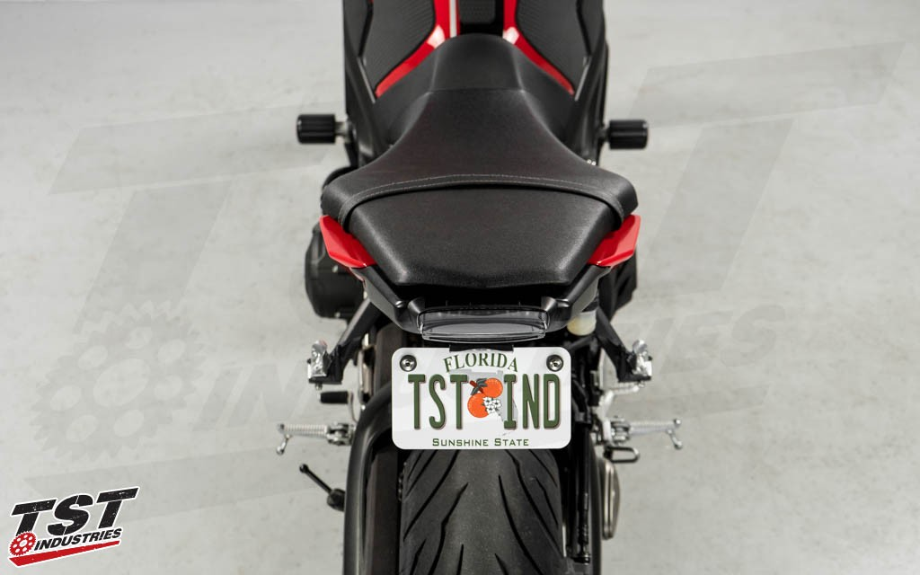 LED Integrated Tail Light for the 2014+ Yamaha FZ-09 / MT-09.