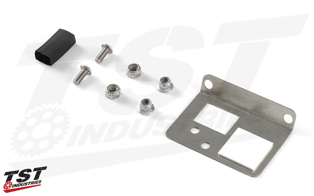 Move your ABS equipped Honda Gom's tip sensor to under the seat with our easy to install kit.