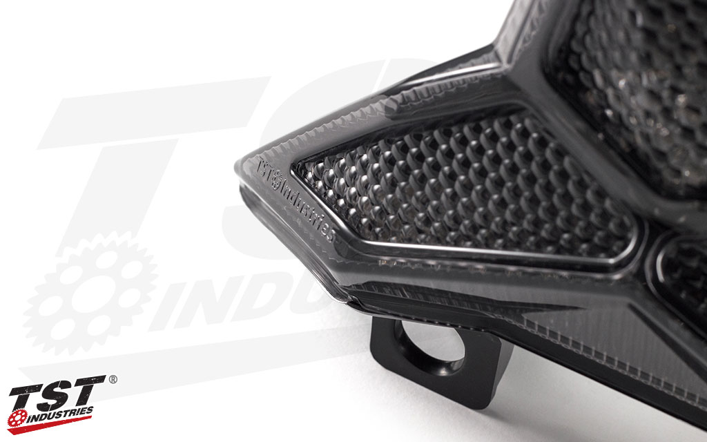 High quality design and manufacturing comes together to set your 2016+ Kawasaki ZX10R apart from the pack.