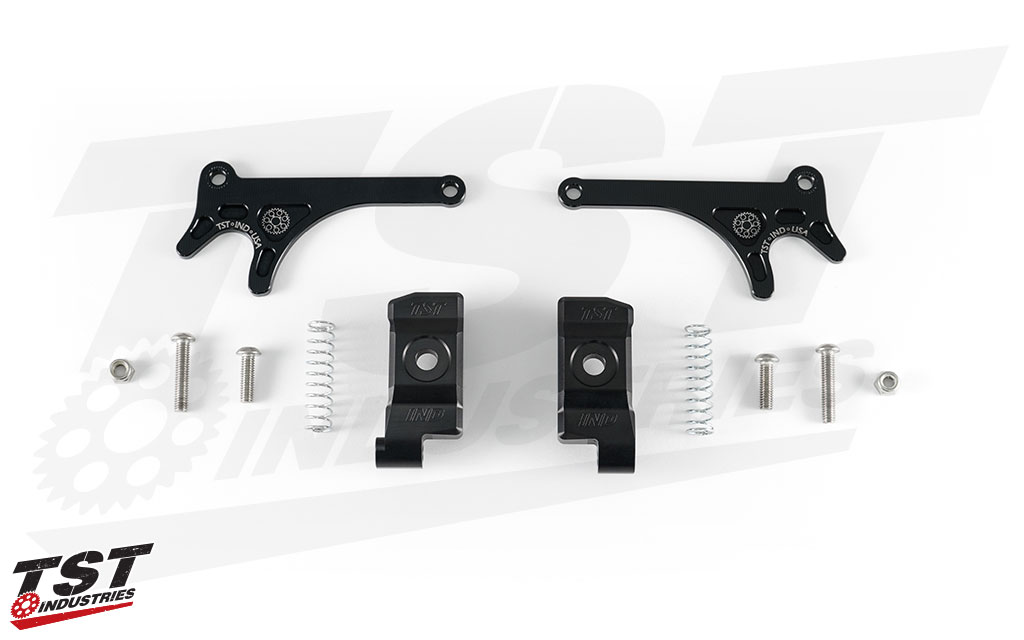 TST Captive Chain Adjuster & GP Lifter Kit for the 2015+ Yamaha YZF-R3.
