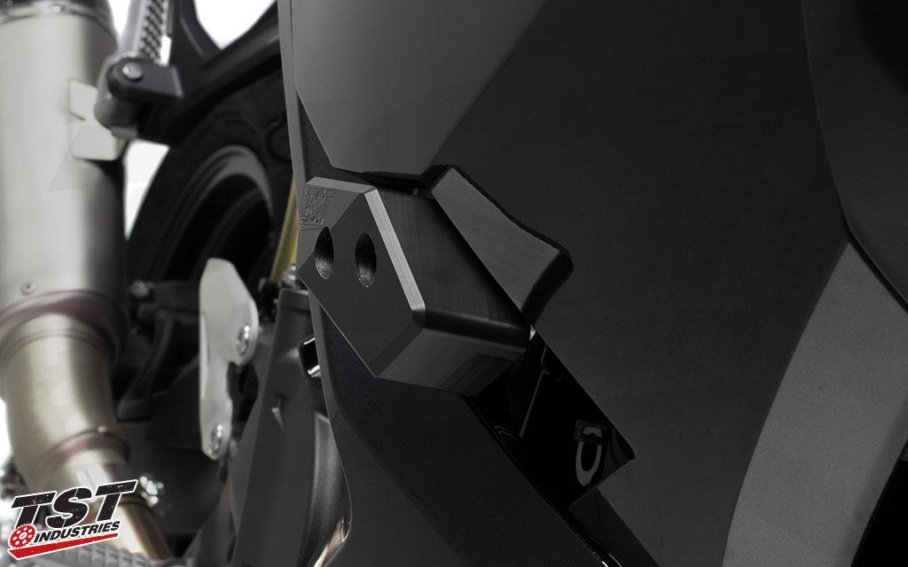 TST Frame Slider Crash Protection for Kawasaki Ninja 400 2018+