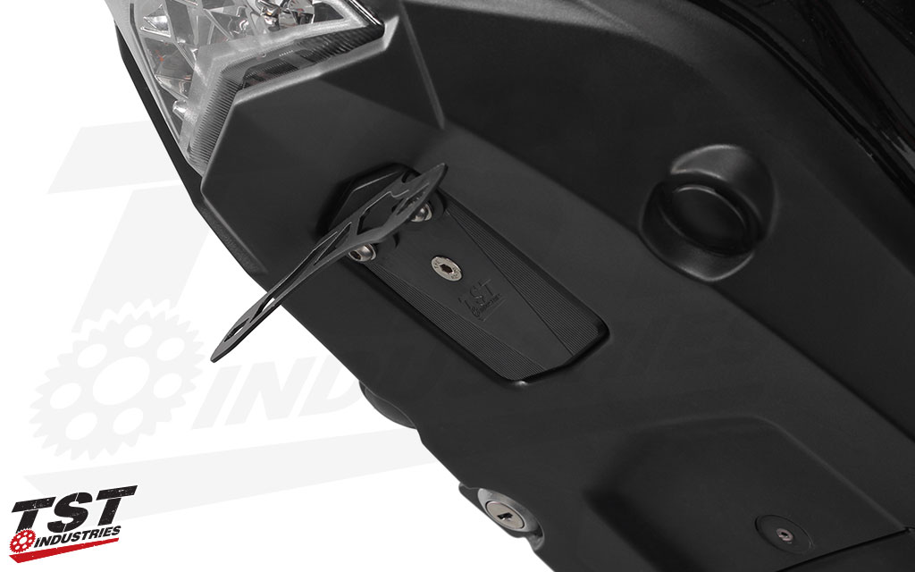 Includes the TST exclusive CNC machined undertail closeout.