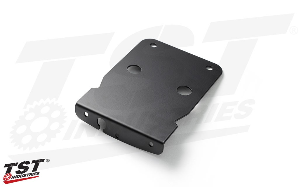 Our exclusive mounting bracket provides simple and easy installation.