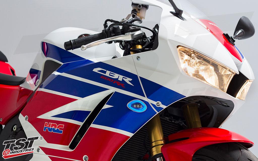 Artudatech C/âble dembrayage moto en acier de remplacement pour H-O-N-D-A CBR600RR CBR 600 RR 2003-2006
