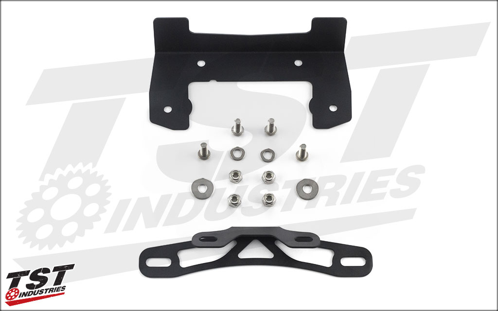Lower Mounting Bracket Kit.