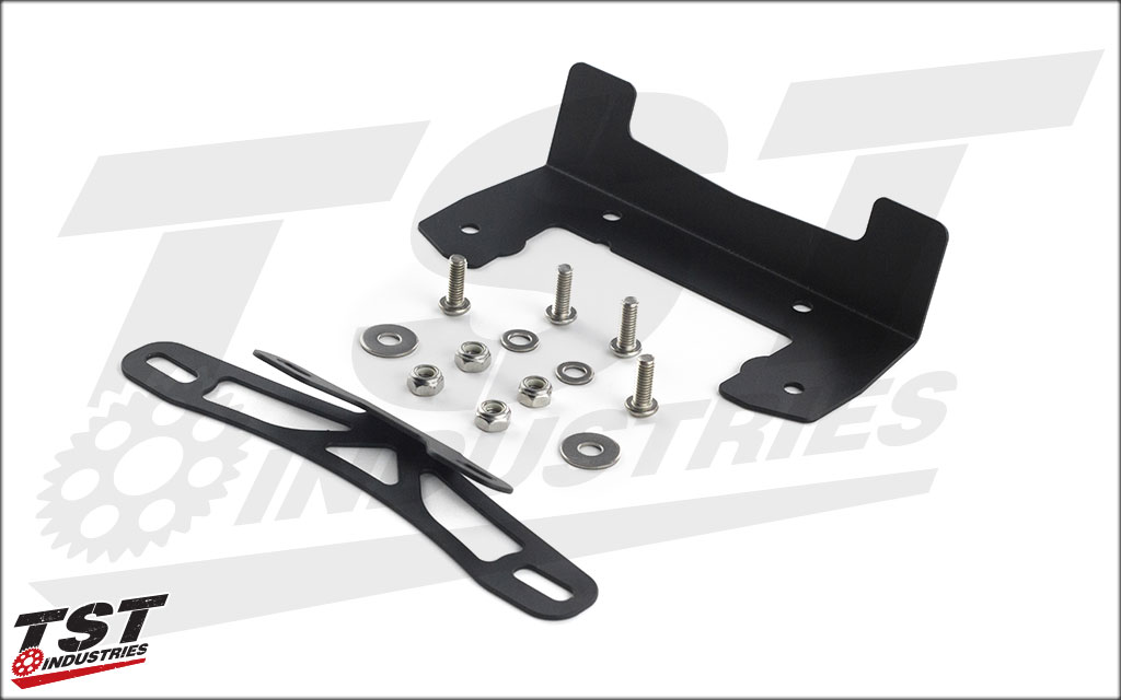 What's included in the Lower Mounting Bracket Kit.