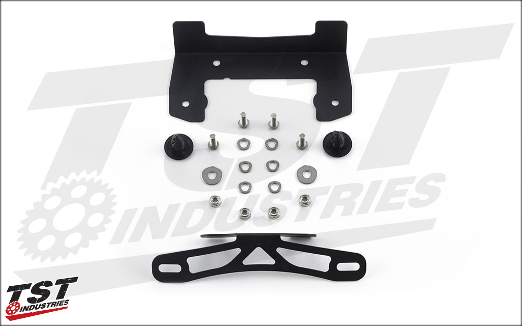Stock Location Mounting Bracket Kit.