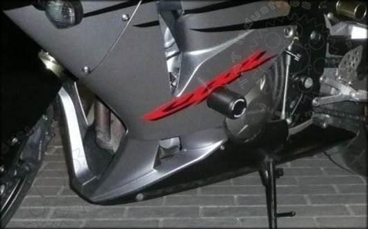 Womet-Tech Honda CBR 600RR Frame Sliders