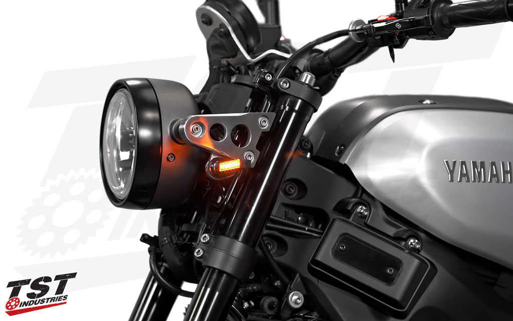 Upgrade your Yamaha with LED Turn Signals from TST Industries.