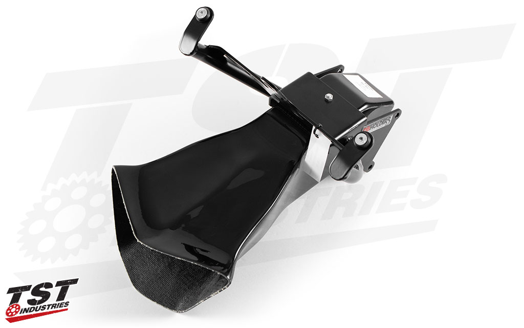 Drop weight and secure your upper race fairing on your 2017+ Yamaha YZF-R6.