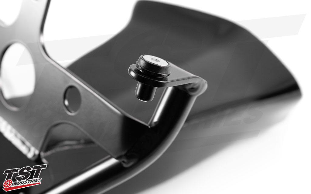 Maintains OEM spec mounting points. Does not feature mirror mounting points.