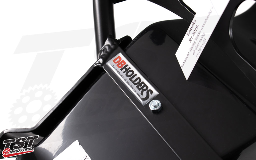High quality materials and construction come together to help you improve your Yamaha R1 track bike.