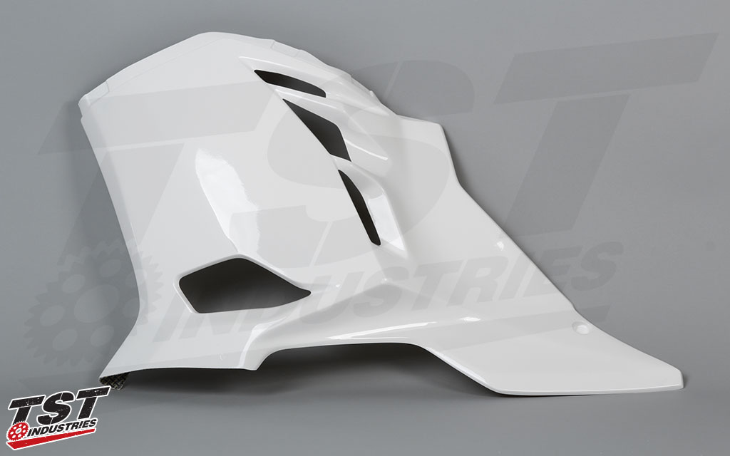 Bikesplast Kawasaki Ninja 400 side fairing.
