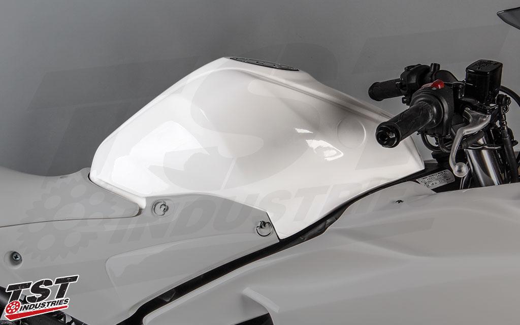 Bikesplast Race Tank Cover for Yamaha YZF-R3 2015-2018