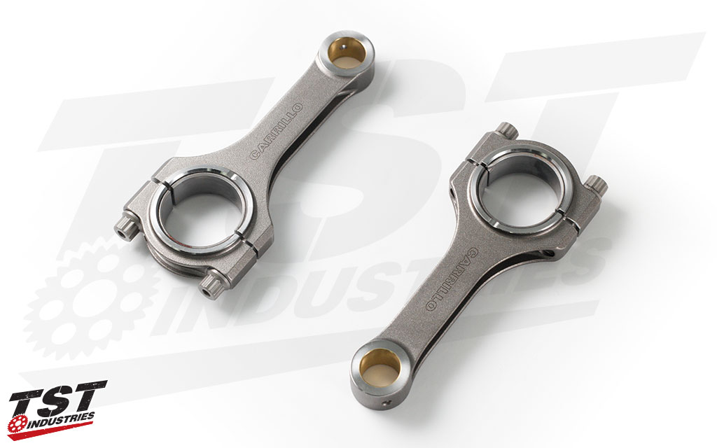 Gain improved engine performance with the CP-Carrillo Connecting Rod.