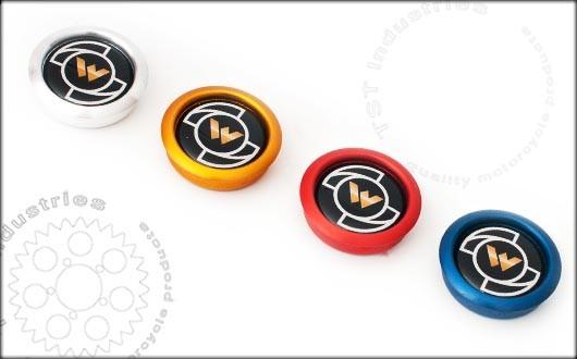 Womet Tech Honda CBR Engine Cover Crash Protector Cap Colors.