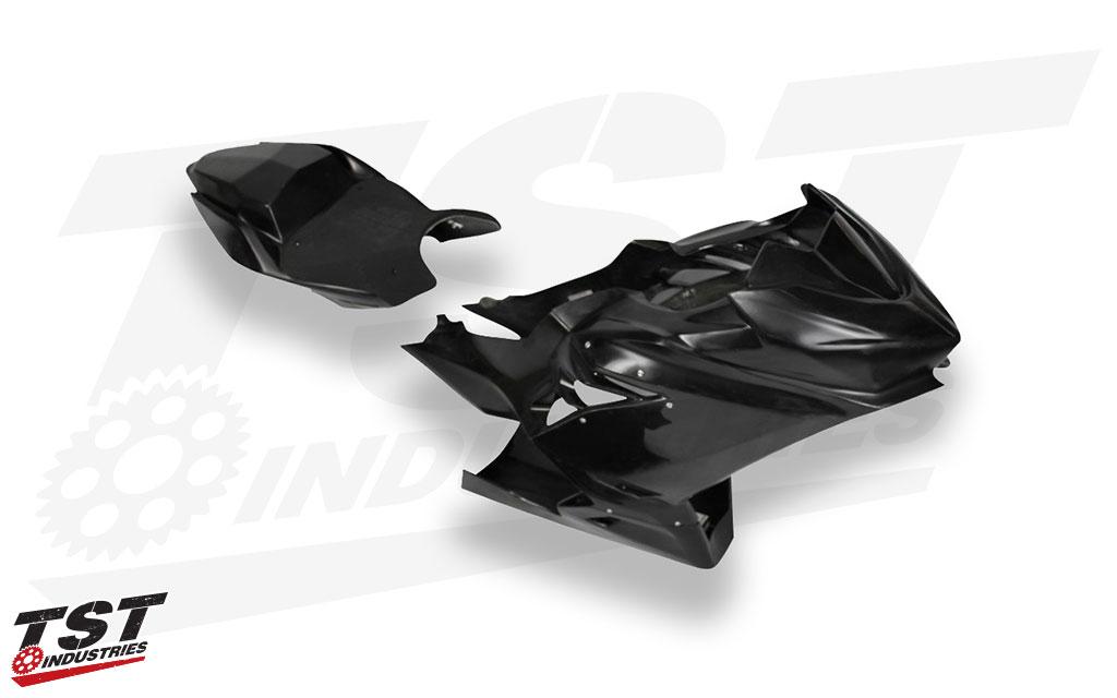 CRC Race Fairings for the 2018+ Kawasaki Ninja 400