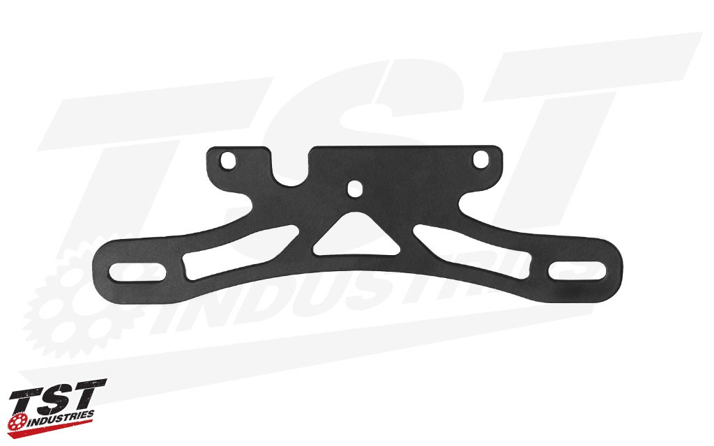 CRF250L / Rally license plate bracket.
