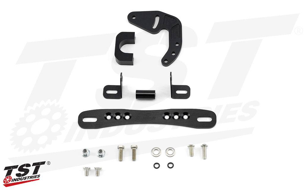 TST Industries Adjustable Fender Eliminator for Ducati 848/1098/1198