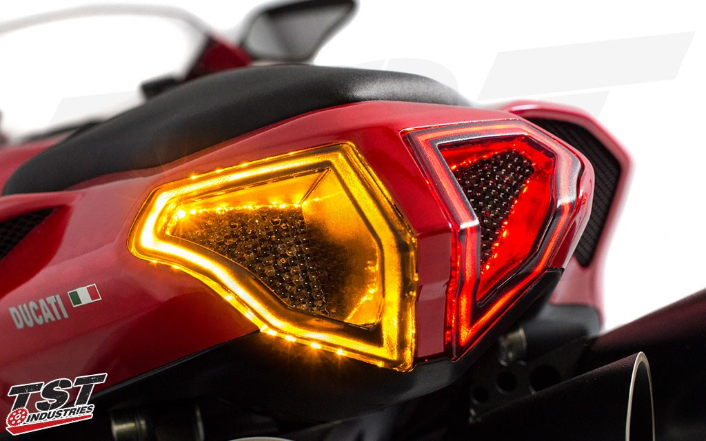 Ducati Streetfighter  Tail Light