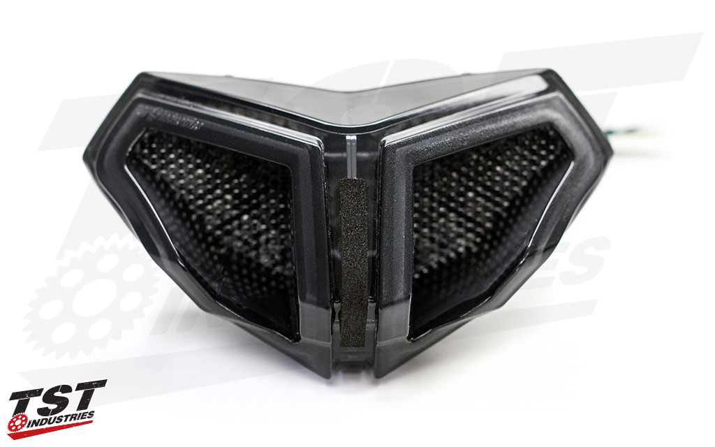 Your Ducati 848 / 1098 / 1198 deserves the best LED Integrated Sequential Tail Light on the market.