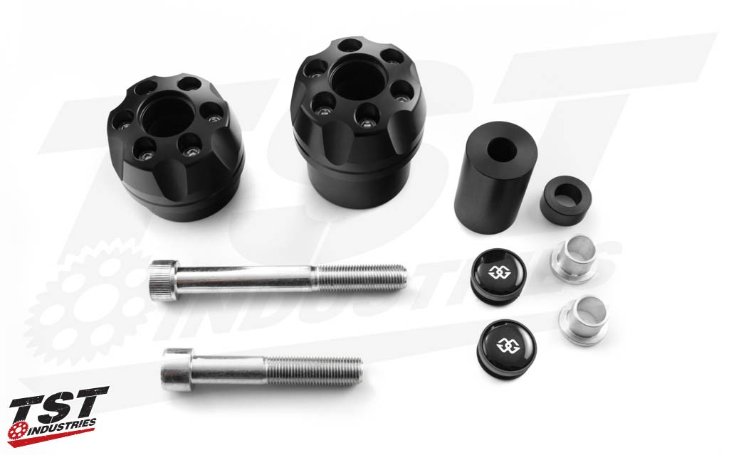 Gilles Tooling Frame Sliders for Yamaha YZF-R1 / R1M 2015+