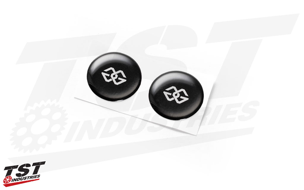 Includes Gilles Tooling logo screw covers for the integrated PSA Rolling Spools.