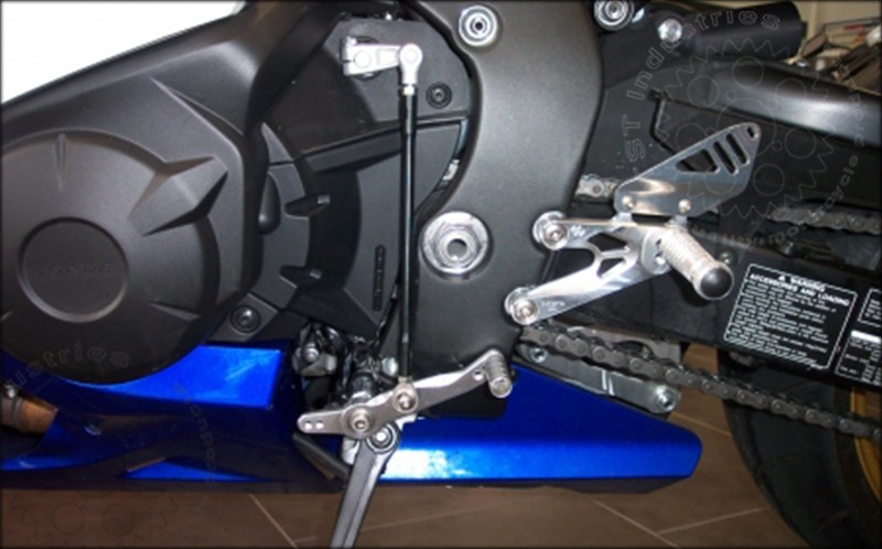 Factor-X Gilles Tooling Rearset