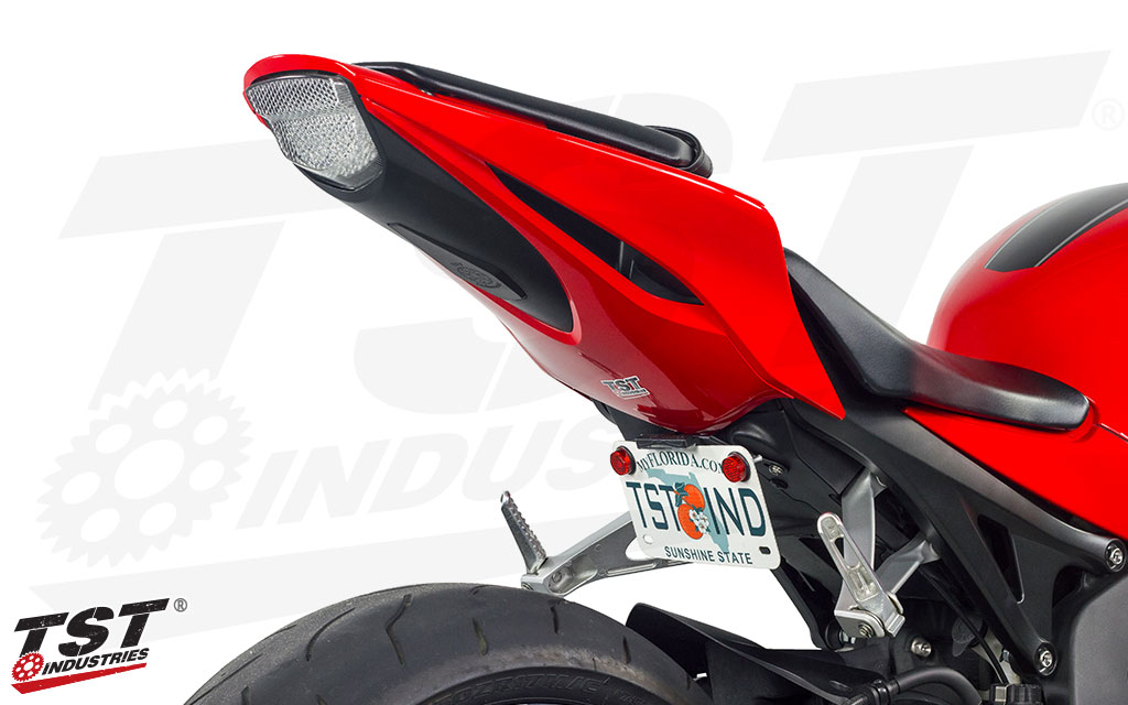 TST Industries Honda CBR1000RR Fender Eliminator.