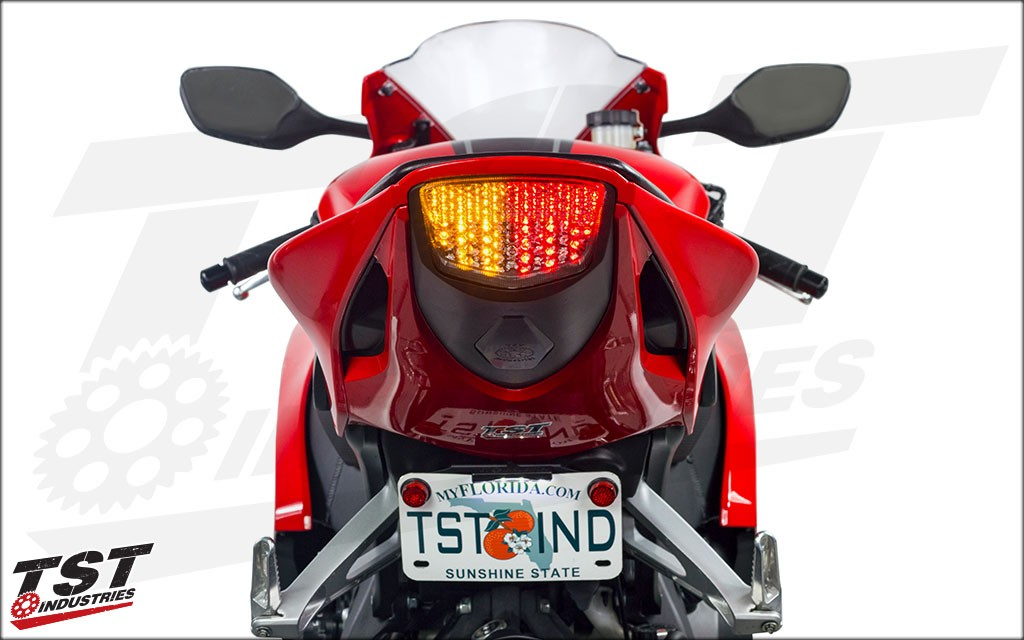 H081KINTC_Honda 2008 2015 CBR1000RR Integrated Taillight_Detailed Image 1 integrated tail light honda cbr1000rr 2008 2016  at edmiracle.co