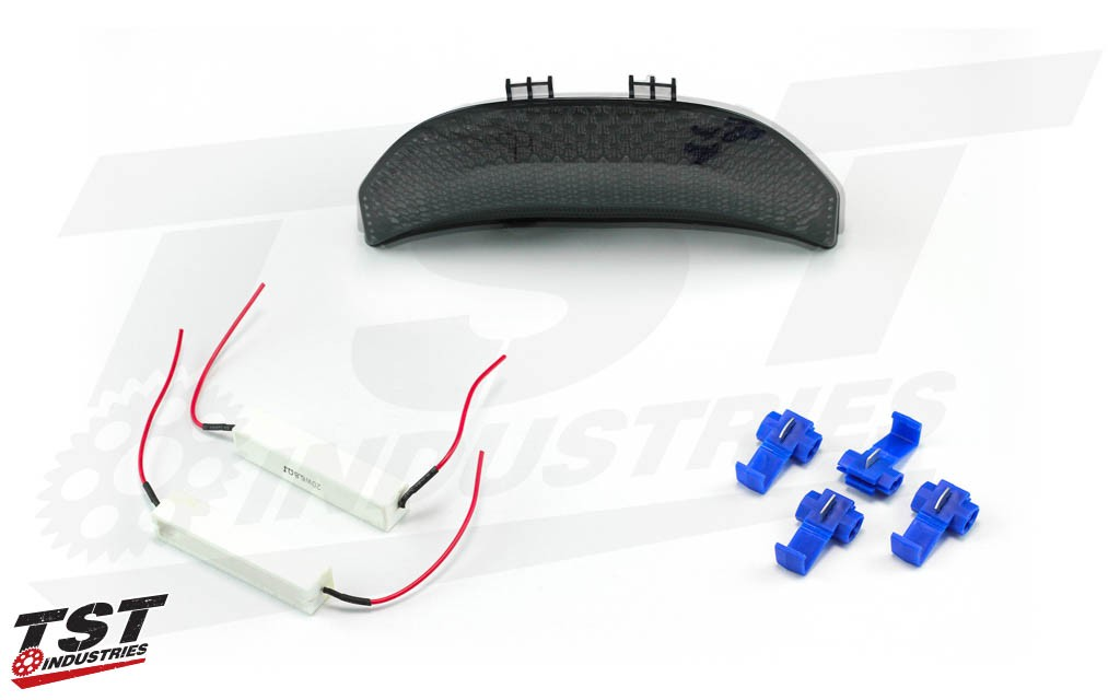 H61KINT_TST LED Integrated Taillight Honda CBR600RR 2003 2006 CBR1000RR 2004 2007_Detailed Image 17 integrated tail light 2003 2006 600rr 2004 2007 1000rr  at edmiracle.co