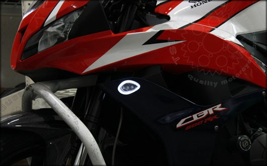 TST Industries HALO-1 Turn Signals 06-07 Honda 1000RR.