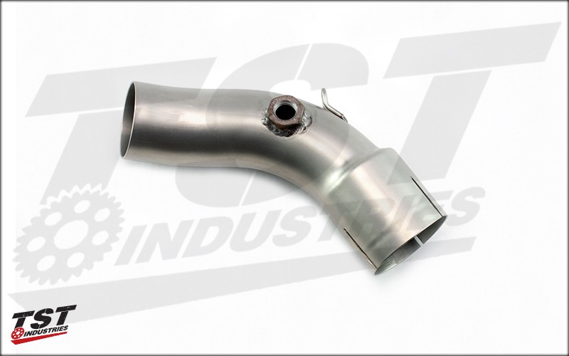 Toce midpipe for the CBR1000RR.