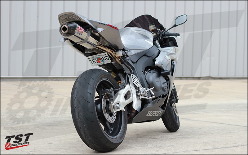 Tst Low Mount Fender Eliminator Cbr 600rr Cbr 1000rr