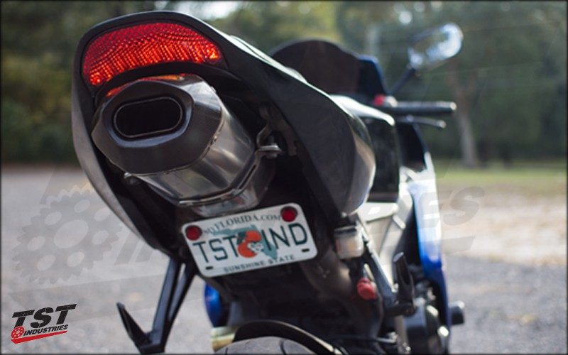 TST Industries CBR Integrated Taillight