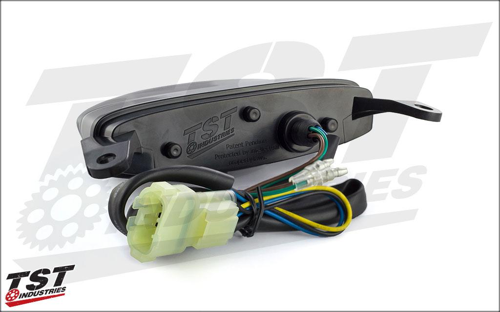 Honda Grom Plug and Play Taillight