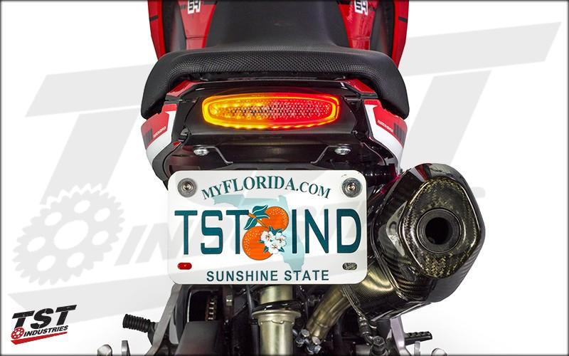 2015 Honda Grom >> TST 2014-2015 Honda Grom Integrated Taillight Signals