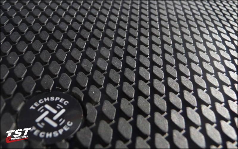TechSpec snake skin material.