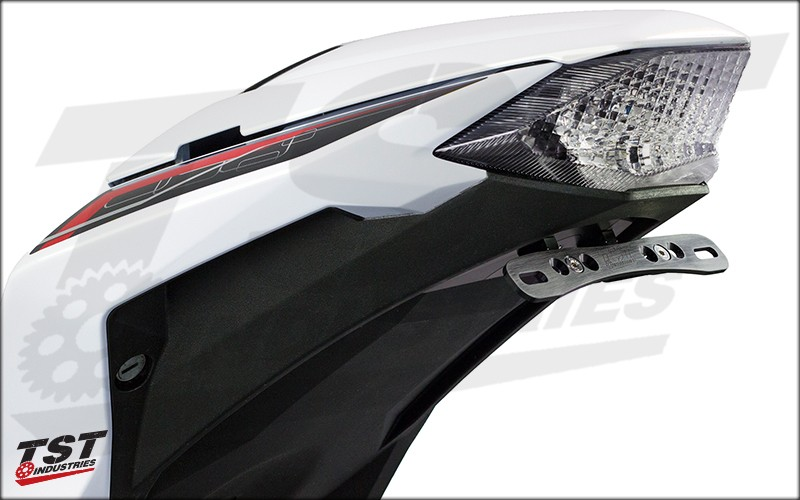 Ninja 300 Adjustable Tail Tidy
