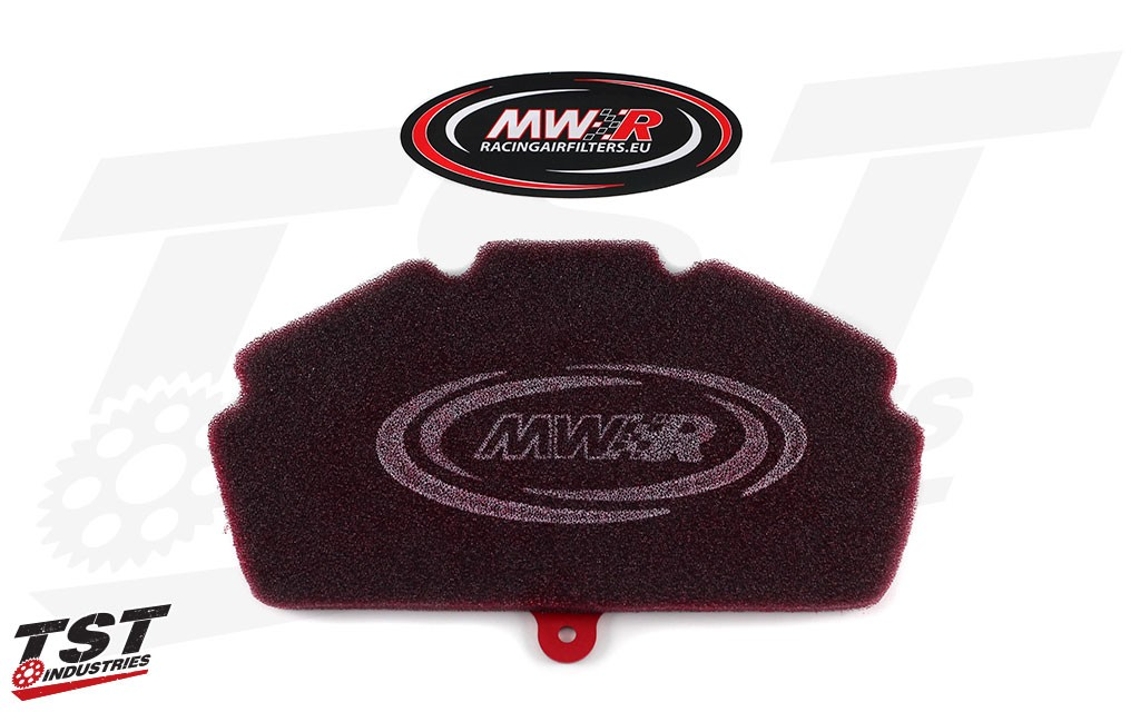 Provide more air to your engine while still filtering out contaminants with the MWR Performance Air Filter.