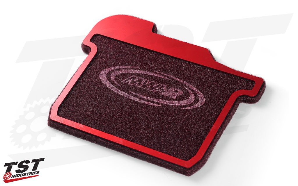MWR Performance Air Filter for the 2014+ Yamaha FZ-09 / MT-09.