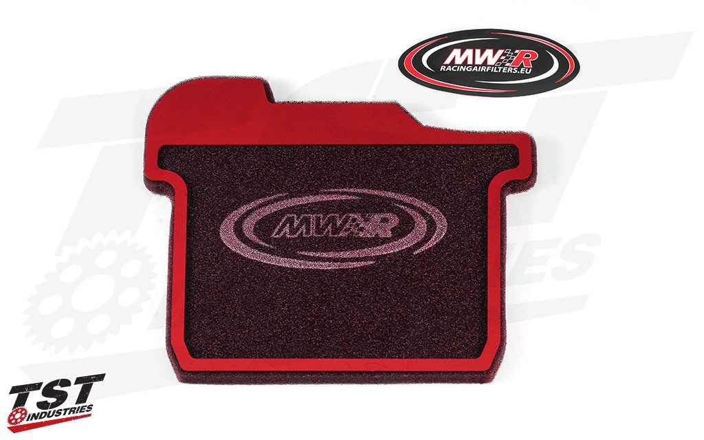 Gain better air flow on your Yamaha with MWR Performance Air Filters.