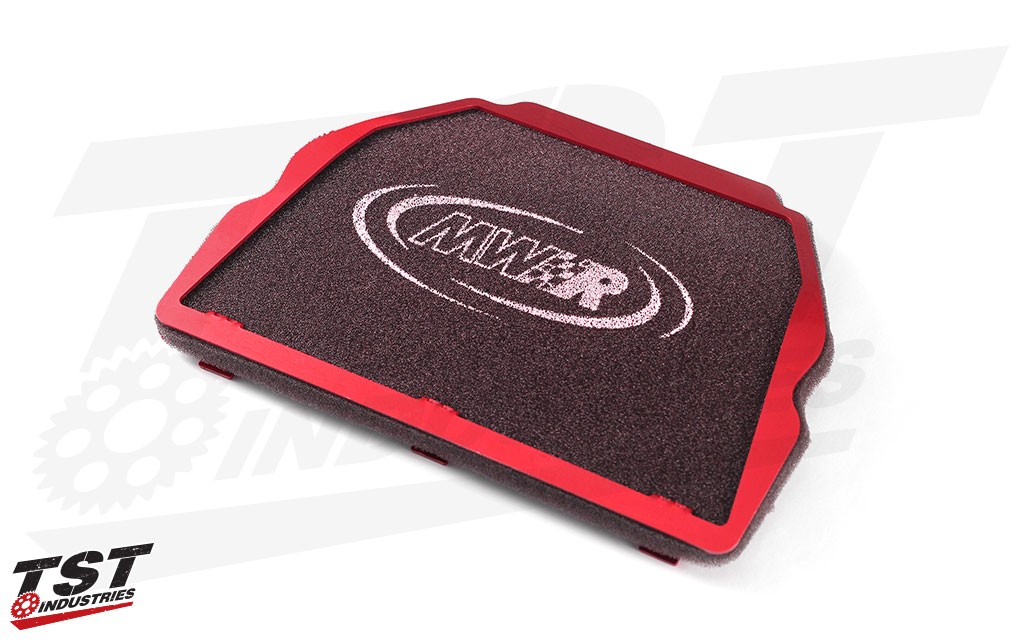 MWR Performance Air Filter for the 2015+ Yamaha YZF-R1 / R1M / R1S.
